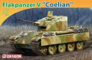 Flakpanzer V Coelian in scale 1-72