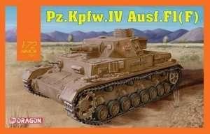 Panzerkampfwagen IV Ausf.F1(F) in scale 1-72