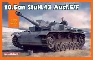 10,5cm StuH.42 Ausf.E/F in scale 1-72