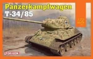 Model Pz.Kpfw. T-34/85