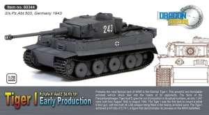 Tiger I Early 2/s.Pz.Abt.503 - ready model