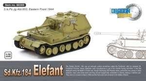 Elefant 3/s.Pz.Jg.Abt.653 - ready model