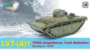 LVT-(A)-1 708th Amphibious Tank Battalion - ready model