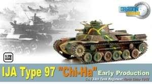 Model IJA Type 97 Chi-Ha - ready model 1-72 Dragon Armor 60432