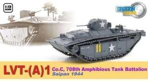 LVT-(A)-1 708th Amphibious Tank Battalion - ready model 60499