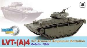 LVT-(A)4 3rd Armored Amphibian Battalion - ready model 60500