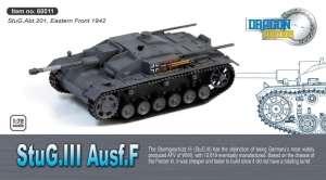 StuG.III Ausf.F - ready model Dragon Armor 60511 in 1-72