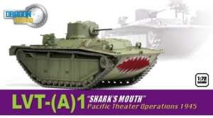 LVT-(A)-1 Sharks Mouth  - ready model 1-72