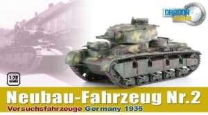 Neubau-Fahrzeug Nr.2 Germany 1935 ready model Dragon Armor