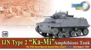 IJN Type 2 Ka-Mi - ready model 1-72