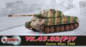 VK.45.02(P)V Eastern Front 1945 - ready model 1-72