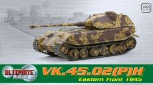 VK.45.02(P)H Eastern Front 1945 - ready model 1-72