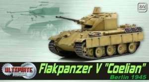 Flakpanzer V Coelian Berlin 1945 - ready model 1-72