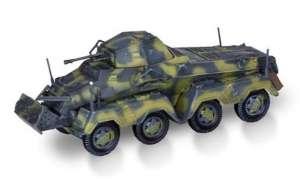 Sd.Kfz.231 - ready model Dragon Armor 60600 in 1-72