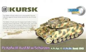 Pz.Kpfw.III Ausf.M w/Schurzen 4./Pz.Rgt.15 11.Pz.Div. Kursk 1943