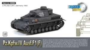 Pz.Kpfw.IV Ausf.F1(F) ready model Dragon 60696 in 1-72