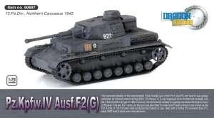Pz.Kpfw.IV Ausf.F2(G) ready model Dragon 60697 in 1-72