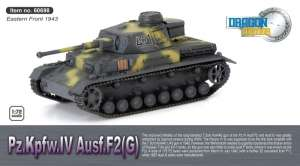 Pz.Kpfw.IV Ausf.F2(G) ready model Dragon 60698 in 1-72