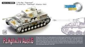 Pz.Kpfw.IV Ausf. G - ready model in scale 1-72