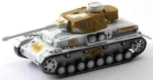 Pz.Kpfw.IV Ausf. G Kharkov 1943 - ready model 1-72