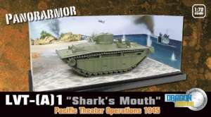 LVT-(A)1 Sharks Mouth - ready model Dragon Armor 60675