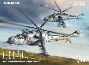 Mi-24 in Czech and Czechoslovak service - Dual Combo Limited Edition
