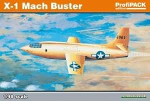 Bell X-1 Mach Buster in scale 1-48