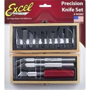 Excel 44382 Zestaw narzędzi - nożyki modelarskie