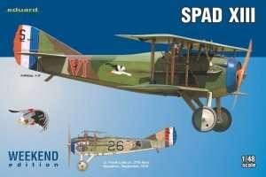 Model Spad XIII Eduard 8425