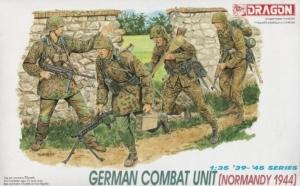 German Combat Unit Normandy 1944 Dragon 6003