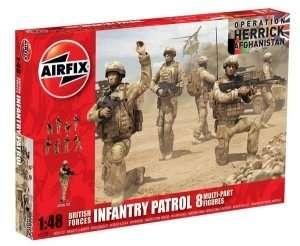 British Army Troops (Afghanistan) scale 1:48