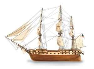 Wooden Model Ship Kit - US Constellation 1/85 - Artesania 22850