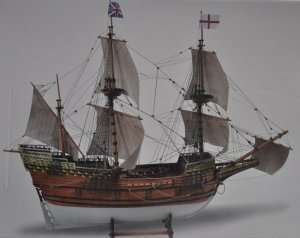 Galleon Mayflower - BB820 in scale 1-60