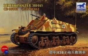 Befehlpanzer 38(f) 1:35
