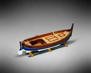 Gozzo Mediterraneo - Mamoli MM66 - wooden ship model kit