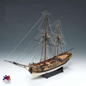 H.M. Granado - Amati 1300/02 - wooden ship model kit