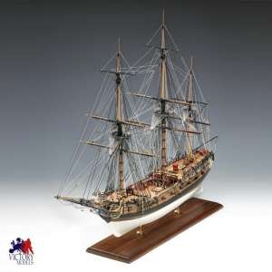 H.M.S. Fly - Amati 1300/03 - wooden ship model kit