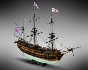 HMS Beagle - Mamoli MV20 - wooden ship model kit