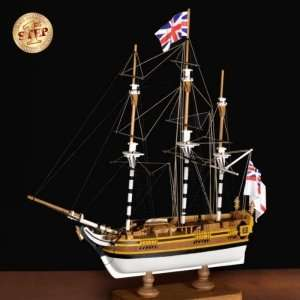 HMS Bounty - Amati 600/04 - wooden ship model kit