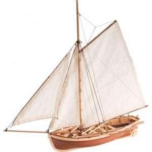 HMS Bauty Jolly Boat - wooden ship model kit