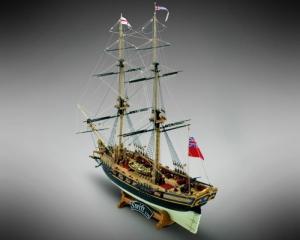 HMS Swift - Mamoli MV59 - wooden ship model kit