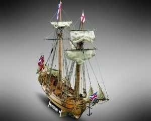 Halifax - Mamoli MV37 - wooden ship model kit