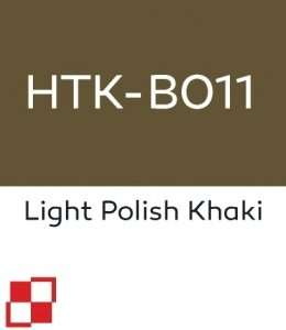 Hataka B011 Light Polish Khaki - acrylic paint 10ml