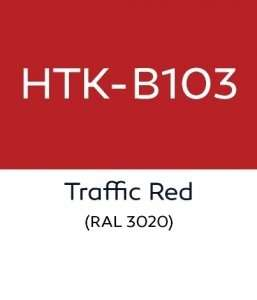 Hataka B103 Traffic Red - acrylic paint 10ml