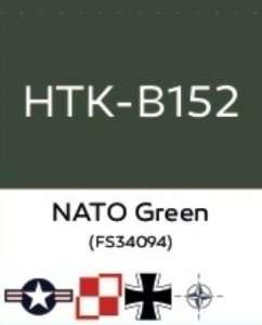 Hataka B152 NATO Green acrylic paint 10ml