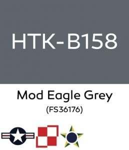 Hataka B158 Mod Eagle Grey - acrylic paint 10ml