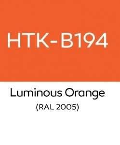 Hataka B194 Luminous Orange - acrylic paint 10ml