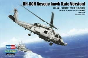 US Navy HH-60H Rescue hawk (Late Version) 1:72