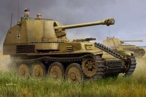 Marder III Ausf.M Tank Destroyer Sd.Kfz.138 Early in scale 1-35