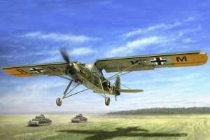 Fieseler Fi-156 A-0/C-1 Storch in scale 1-35 Hobby Boss 80180